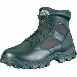 Rocky 6 inch Alpha Force Waterproof Duty Boot Black Model # 2167 NIB