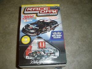 NEW Race Day CRG 2006 Series 1 Nascar Dale Earnhardt Constructible Racing Game