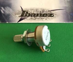 Ibanez Genuine 500k VOLUME Split Shaft Pot Steve Vai JEM RG Prestige 3VR1J500G