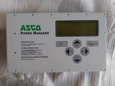 ASCO POWER MANAGER 5200 SERIES. DISPLAY 607636