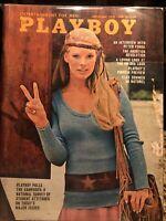 Playboy September 1970 v17 #9 Debbie Ellison Jackie Ray Elke Sommer Peter Fonda