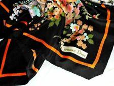 Écharpes et châles noirs Dior pour femme