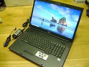 "Fujitsu Amilo Li3910 Dual-Core Pentium @ 2.00GHz, 4GB, 500GB, LARGE 18.4"" screen"