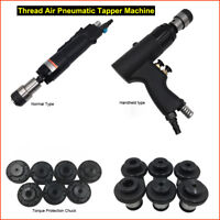 Hand Tapping Machine Air Pneumatic Hole Drilling Tapper with M3-M12 Chuck Drill