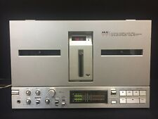 Akai GX-77 Stereo Reel to Reel Tape Recorder very nice good working condition