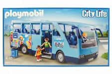 PLAYMOBIL 9117 City Life Bus Fun Park ESPECIAL EDITION Autobús Escolar Auto