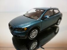 MOTORART VOLVO C30 - BLUE METALLIC 1:43 - EXCELLENT - 11