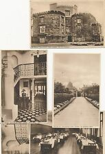 Postcard collection The Railway convalescent home Leasowe  33