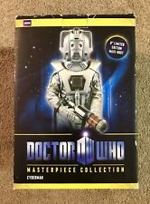 """Doctor Who Cyberman 8"""" Bust, EarthShock Edition. BBC Licenced. Free Shipping"""