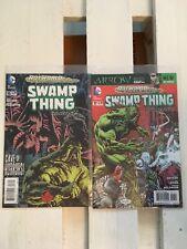 Swamp Thing DC Comics The New 52! – Heft 16+17 englisch