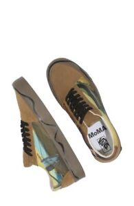 Vans MoMA Old Skool Twist Salvador Dali Skate Shoes Sneakers NWT NEW 6.5M/8W