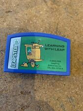 Leapster Games Leap Frog Learning With Leap