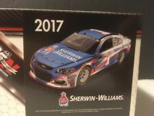 Jamie McMurray #1 1/24 Scale Action Lionel '17 Nascar Sherwin Williams 1 of 1415