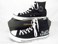 Converse Black Sabbath Never Say Die Chuck Taylor All Star Sneakers 143186F RARE