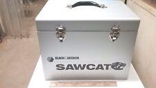 Black & Decker Circular Saw Kit Box All Steel for Sawcat Saw 62866