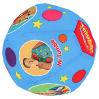 Mr Tumble fun sounds ball - with  fun sounds from the CBeebies TV show