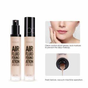 Air Fluid Foundation Base Moisturizing Long Lasting Waterproof Professional Make