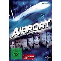 AIRPORT 1-4 BOX - 4 DVD NEUWARE BURT LANCASTER,DEAN MARTIN,CHARLTON HESTON