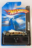 2007 Hotwheels Mystery Car F-Racer 13/24 Very Rare!