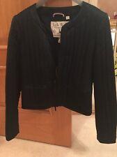 Jack Wills Brinkworth Silk Quilted Jacket Size 12