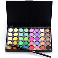 Professional Eye shadow Palette Makeup waterproof James Charles-Morphe 40 colors