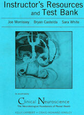 Instructor's Resource Manual and Printed Test Bank t/a Clinical Neuroscience, Ve