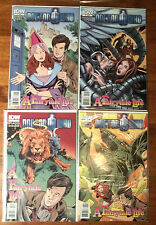 11th DR Doctor Who IDW Comics A Fairytale Life 1-4 Full Set New Bagged/Boarded