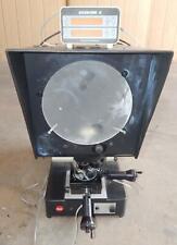 Leitz 060 826 Optical Comparator With Microcode Ii 3482