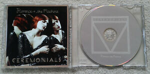 Florence and the Machine (CD 2011) << Ceremonials  >>13 Tracks Island Records
