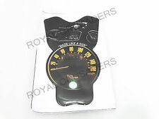 NEW ROYAL ENFIELD TANK PAD PROTECTOR STICKER / DECAL #RE4