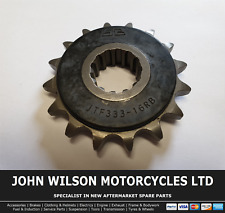 Honda CBR 1000 RR Fireblade 2004 JT Front Rubber Cushioned Sprocket 16 Teeth