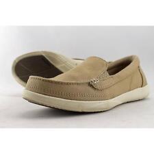 Crocs Walu Women US 6 Tan Loafer Pre Owned  1663