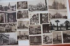 26991 Sammlung 15 AK Milano 1925-26 15 old Postcards 15 cartoline Milano italy
