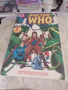 Doctor Who #1, Marvel, 1984, NM-