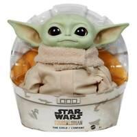 Mandalorian The Child Star Wars Plush Toy 11 inch Baby Yoda-like Figure Holiday