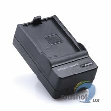 Battery Charger NP-FM50 For Sony NP-FM500H NP-FM70 NP-FM90 BC-VM50 NP-FM55H