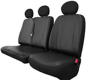 Peugeot Boxer Kunstleder Einzelsitzbezug Sitzbezug Sitzschoner Fahrersitzbezug