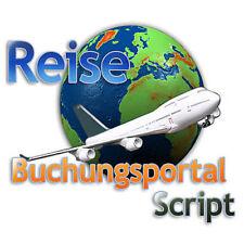 REISE BUCHUNGSPORTAL SCRIPT - Starten Sie Ihren eigenen Buchungsservice