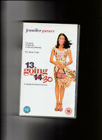 VHS Movie Video 13 GOING ON 30 - Jennifer Garner (PAL)