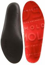Archmolds | Multisport Orthotic Insole | Red | Women 8.5-9 | Men 7-7.5