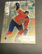 NHL Hockey Main Event Time A Pavel Bure 1998 Black Diamond  Upper Deck card # 37