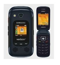 Samsung Convoy 4 SM-B690- Blue c(Verizon) Rugged Flip Cell Phone (Page Plus)U690