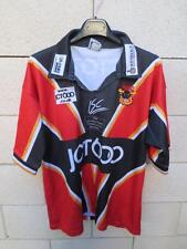 VINTAGE Maillot rugby XIII BRADFORD BULLS Super League Champions 2003 M ISC