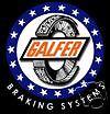 Galfer HH Brake Pads FD359G1371 (1 Cards) Rear Brakes GSXR600 GSXR750 GSXR1000