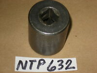 "NAPA Impact Socket 1/2"" Drive 1"" 6 point USED"