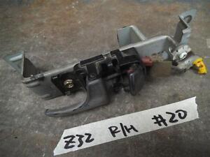 Nissan 300ZX Z32 Factory inner Door Handle derivers R/H sidesec/h #20