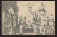 Postcard Angers, FRANCE Hotel Pince view 1910's?