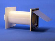 Mauerkasten Edelstahl, Energiesparmauerkasten, mechanisch top verarbeitet 150mm