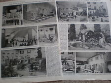 Photo article Ideal Home Exhibition Olympia London 1964