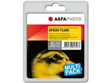 AGFA PHOTO  T1295 Multipack for epson SX 420W 525WD T1291 T1292 T1293 T129494